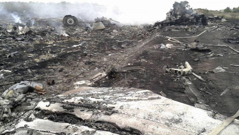 castastrofe aerea ucrania