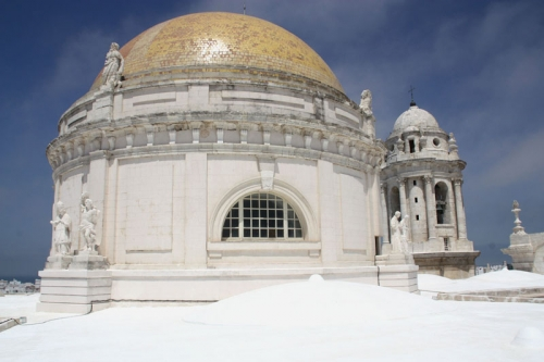 cubiertas catedral cadiz
