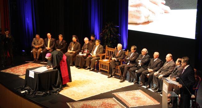 lideres religiosos peru