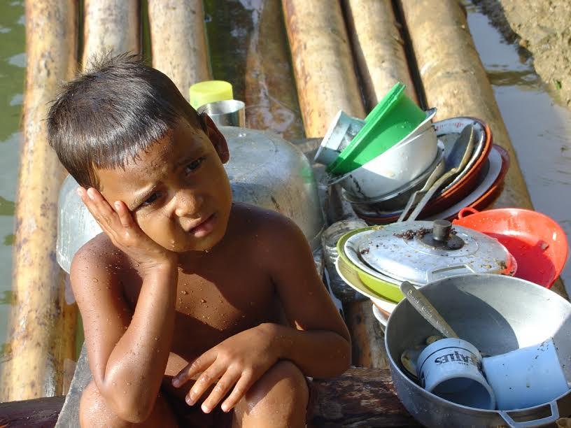 niño pobreza