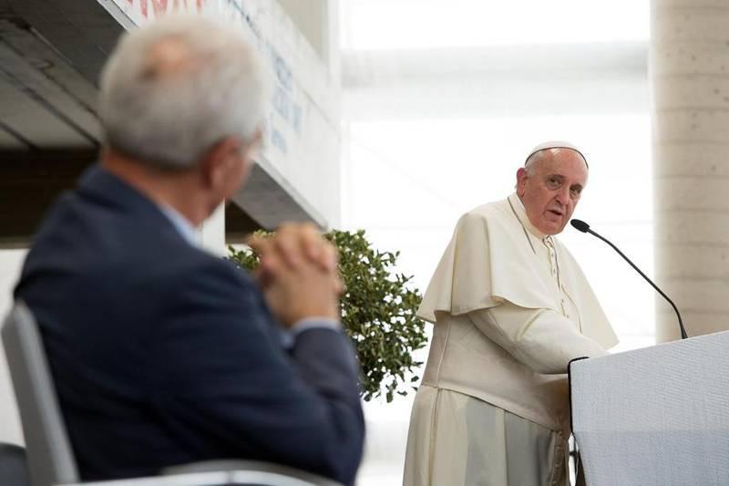 papa francisco unidad