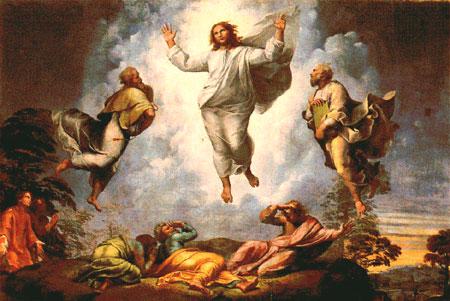El camino de la transfiguración