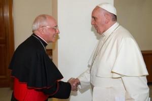 filoni papa francisco