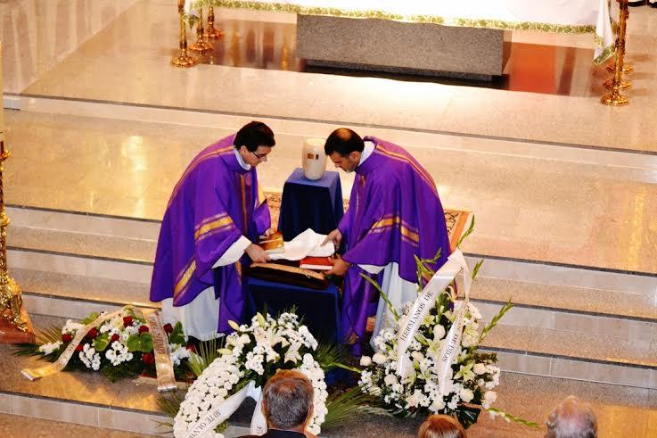 funeral miguel pajares