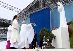 homilia papa francisco corea