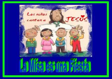 la-misa-es-una-fiesta-los-niños-cantan