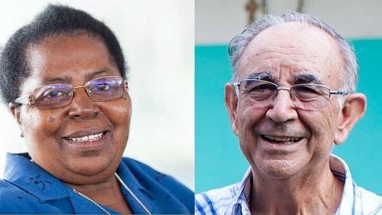misioneros ebola