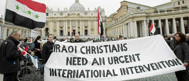 obispos preocupados irak
