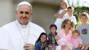 papa francisco familia