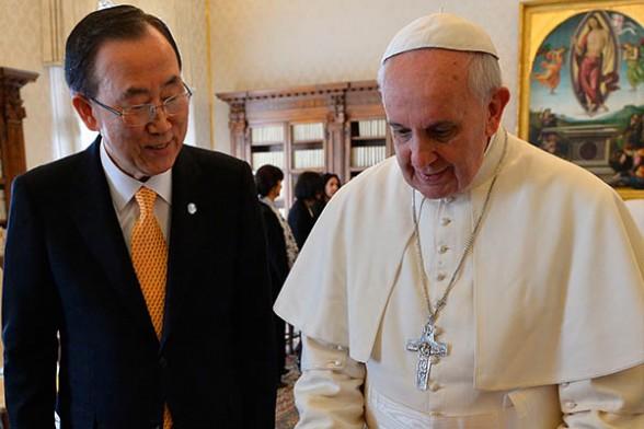 papa francisco secretario estado