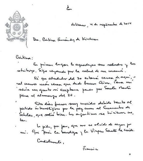 carta santa marta