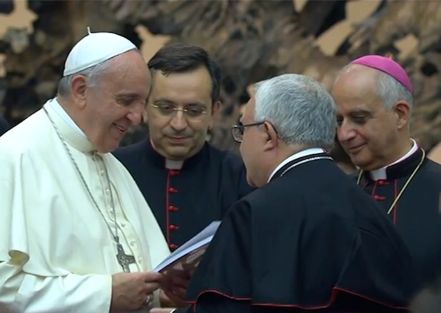 obispo orihuela papa francisco