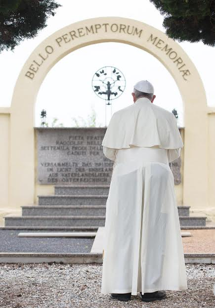 papa reza memorial