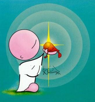 rezar con sencillez