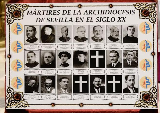 martires sevilla