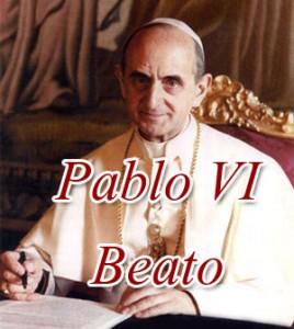 Pablo VI, beato