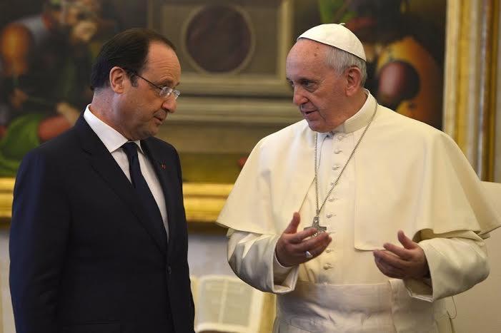 papa francisco viaja a francia