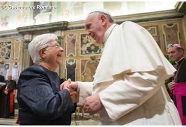 papa francisco focolari