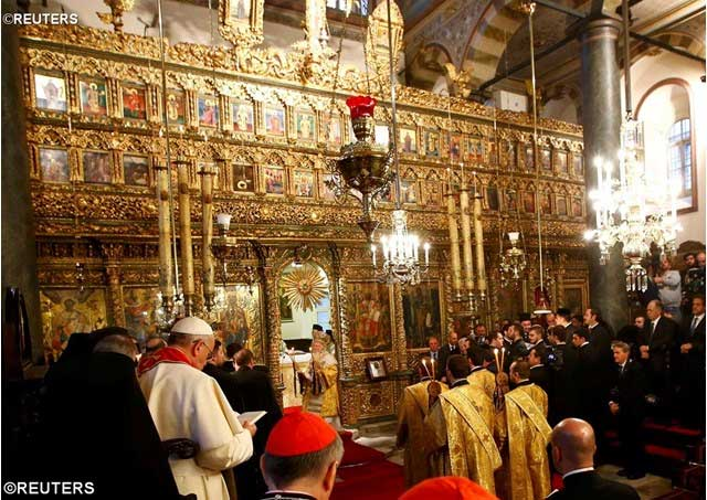 papa-liturgia-san-jorge