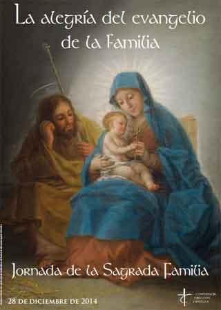 Imagenes Sagrada Familia Navidad.Navidad Y Familia Con La Alegria Del Evangelio Por Julian Lopez