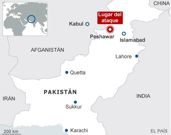 Queman una sala de culto cristiana en pakist n - Tiempo en pakistan ...