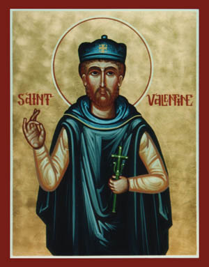 Resultado de imagen de San Valentín fue el obispo de Pignataro