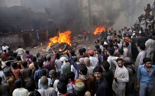 Resultado de imagen para india contra lo cristiano