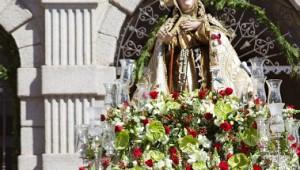 Santa Teresa-procesión