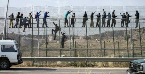 inmigrantes-Ceuta-Melill