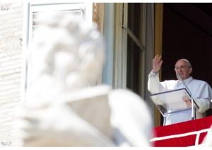 papa angelus 8-3-2015