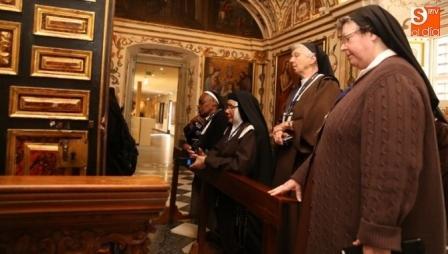 Carmelitas-sepulcro-santa teresa-foto de Francisco Cañizal