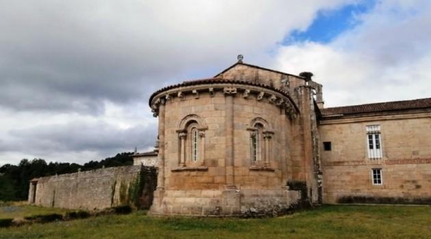 Monasterio de Ferreira de Pantón-Lugo