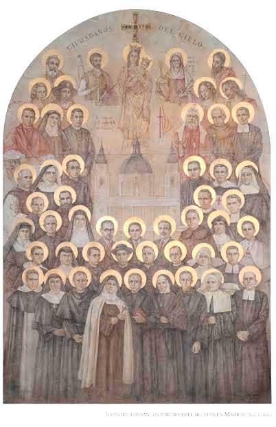 icono-martires-del-siglo-XX