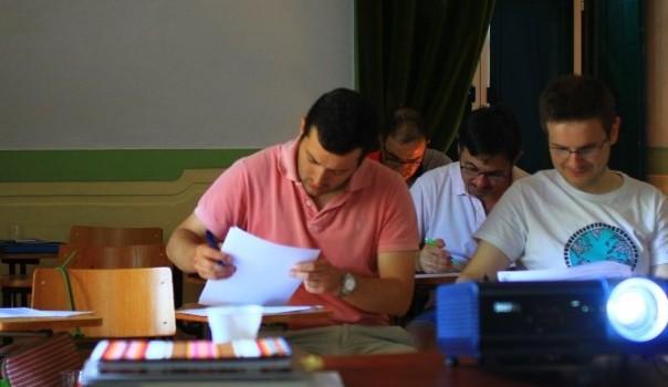 Asamblea Merida Badajoz Iglesia