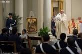 Papa-Francisco-Gendarmería Vaticana
