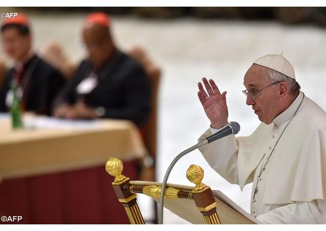 Extraordinario Papa 50 Años Sínodo Frases Y Discurso