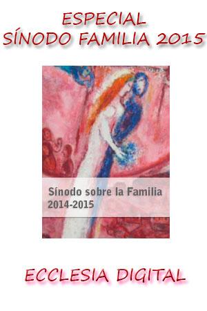 Sínodo Familia 2015