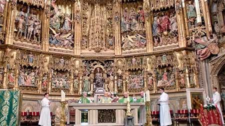 eucaristia-cardenal-sancha