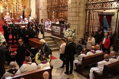 funeral vicario merida badajoz