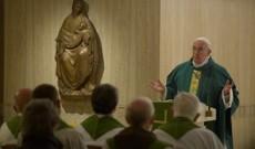 papa-francisco-santa marta-homilía