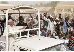 Bangui-África-Papa-Francisco-misa