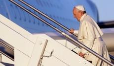 Papa-Francisco-avión-África