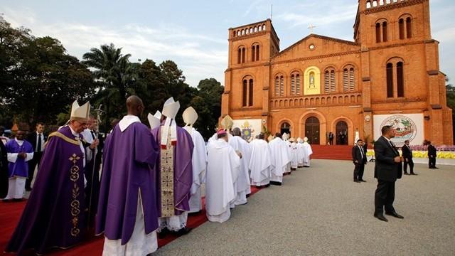 catedral Bangui