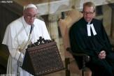 Roma-Luteranos-Papa