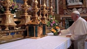 Papa-Francisco-Santa María la Mayor
