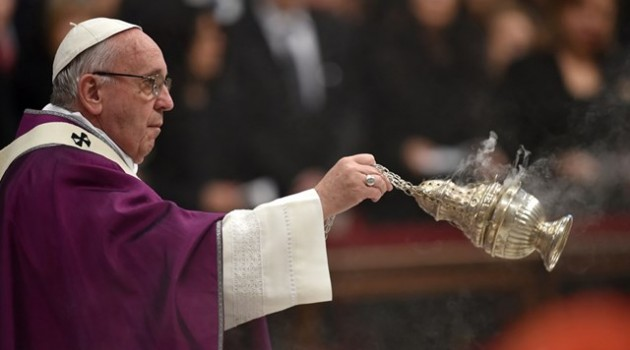 Papa-Francisco-incieso-miércoles Ceniza