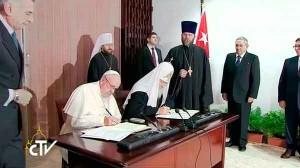 declaracion-conjunta-papa-francisco-kiril