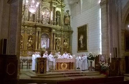 misa-mallorca-Pedro Arrupe