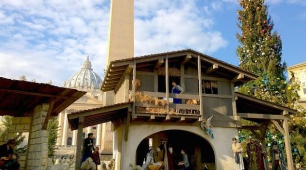 pesebre-Plaza San Pedro
