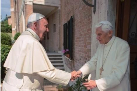 Francisco-Benedicto XVI